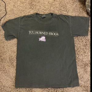Oversized TCU T-Shirt